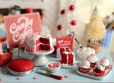 This item is reserved for Nancy. Please do not buy if youre not Nancy. Thanks!  Ideal for your holiday baking scene, this set includes a red