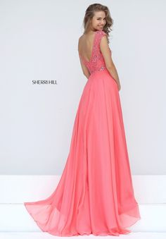 Sherri Hill 50849. See more. 50849 Orange