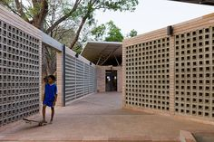 National Park of Mali / Kere Architecture