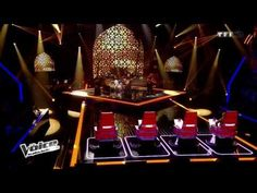 Luc ARBOGAST et les CENTAURES - The VOICE - YouTube