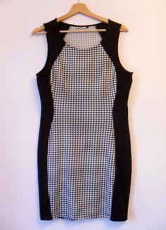 Kup mój przedmiot na #vintedpl http://www.vinted.pl/damska-odziez/krotkie-sukienki/11563559-sukienka-w-pepitke-l
