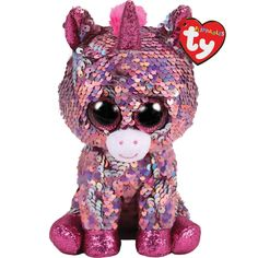 The next best thing in the Beanie Boo world. Small Beanie Boos measure approximately high Not intended for children under 3 years Ty Beanie Boos, Beanie Babies, Beanie Boo Dogs, Ty Babies, Ty Peluche, Ty Stuffed Animals, Ty Toys, Fantasias Halloween, Lol Dolls