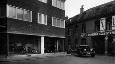 garage central kapoenstraat