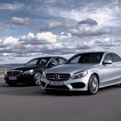 The all-new C-Class will come in two perfect packages. What's your favorite?    #mercedes #benz #instacar #luxury #germancars #carphotography #carsofinstagram #cclass  http://instagram.com/p/pEpYSFy3p1/?crlt.pid=camp.ZYjWjO0ElGk1