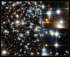 NASA's Hubble Space Telescope has uncovered what astronomers are reporting as the dimmest stars ever seen in any globular star cluster. Globular clusters are spherical concentrations of hundreds-of-thousands of stars. These clusters formed early in the 13.7-billion-year-old universe. The cluster NGC 6397 is one of the closest globular star clusters to Earth. Seeing the whole range of stars in this area will yield insights into the age, origin, and evolution of the cluster.