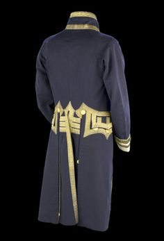 This is a new addition to our Well-Dressed Men album, which until now featured caricatures and paintings of what our favorite Royal Navy officers and sailors wore during the Napoleonic Wars. Royal Navy Uniform, Marine Uniform, Navy Uniforms, Military Uniforms, Steampunk Jacket, Victorian Era Fashion, Grandeur Nature, Military Dresses, Mens Attire