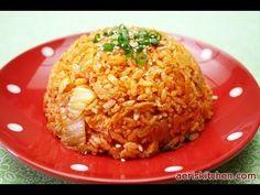 Kimchi BokkEumBap - Kimchi Fried Rice