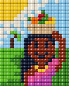 #pixelhobby #pixel #pixelen # creative #beads #africa #afrika