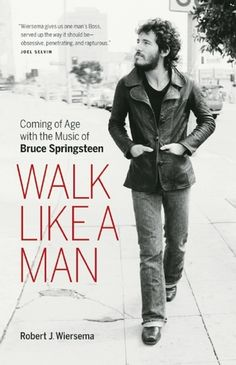 """Walk Like a Man"" by Robert Wiersema - shortlisted for the 2012 Bill Duthie Booksellers' Choice Award"