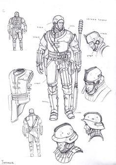 light armor 1 by TugoDoomER.deviantart.com on @DeviantArt
