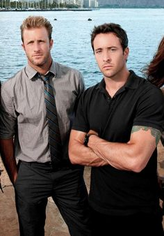 Alex & Scott Promo shoot S1