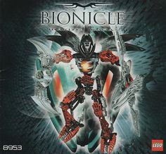 LEGO Bionicle Makuta Icarax Titan Condition is Used. Bionicle Heroes, Lego Bionicle, Lego Speed Champions, Hero Factory, Vintage Lego, Custom Lego, Lego Instructions, Stick Figures, Lego Friends
