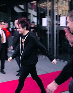 Mikey being adorable