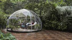 The Transparent #Garden #Igloo