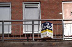 Gemeenschappelijk balkon of galerij te koop.