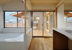 Akio Kamiya _ House In Koori Nice Ideas