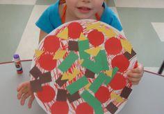 Preschool---My Pizza Shape