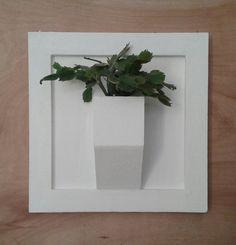 Wand-Pflanzer F13 Vasen indoor vertikalen Garten von Spazio7