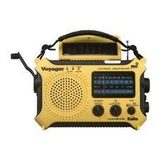 ULTRA SOLAR DYNAMO SURVIVAL RADIO - Radios - Communication - Emergency Prep - Food Storage Product