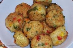 Rice and vegetable chops – Since I know this recipe, I don't eat meat anymore Turkish Recipes, Greek Recipes, Baby Food Recipes, Cooking Recipes, Good Food, Yummy Food, Romanian Food, Tapas, Morning Food