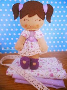 ♡♡ Bonequinha Maria ♡♡