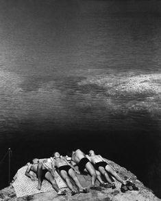 Portofino, 1936 by Herbert List