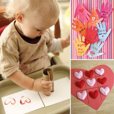 Get Your Craft On! 5 Valentine's Day Crafts For Tots - www.lilsugar.com