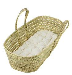 BRAND NEW MOSES BASKET BORDER EMBORDERY DRESSING ONLY