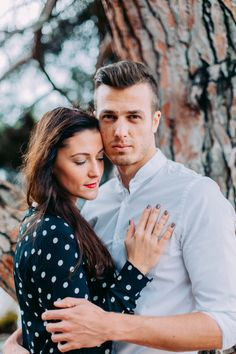 #portrait in #croatia #coupleshooting #love #avaiablelight #canon #engagement