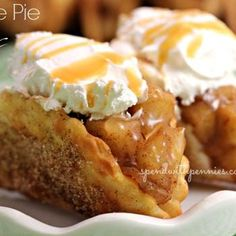 Apple Pie Tacos Recipe - What?! Not good for the waist line but I am trying these one day!