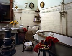 1000 Images About Victorian Bathroom On Pinterest