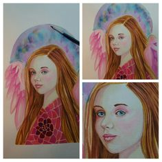 Princess Zelda, Watercolor, Fictional Characters, Art, Pen And Wash, Art Background, Watercolor Painting, Watercolour, Kunst