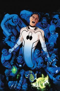 Reed Richards, also known as Mr. Fantastic, is the leader of the Fantastic Four. He can stretch his body to great distances due to his exposure to cosmic rays while in space. He is also considered to be one of the smartest men alive