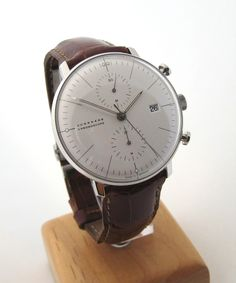 Junghans Chronoscope. About a Few Thousand Euros.