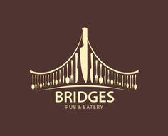 bridges - best logos - cool logo designs