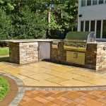 L Shaped Outdoor Kitchen Designs - http://shop.firepittable.org/
