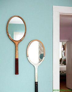 Resultado de imagen para reciclar espejo para baño