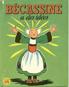 Bécassine a des idées1957, là aussi la série ...