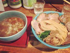 やっと行けた #天六#つけ麺#群青# by yasun0ri