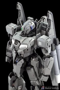 Master Grade Zeta Plus - Customized by Joshua Darrah Robot, Gundam Mobile Suit, Frame Arms Girl, Gundam Custom Build, Gunpla Custom, Armor Concept, Gundam Model, Grey Paint, Kamen Rider
