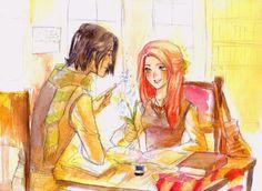 Severus & Lily