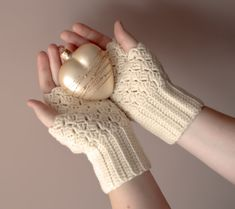 Cotton yarn could work too