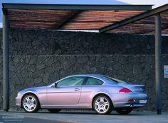 BMW 6 Series Coupe (E63)