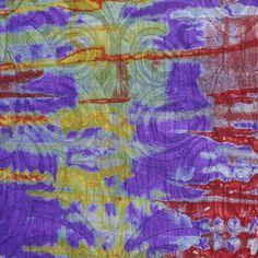 Tie Dye Fabric #118