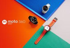Στις 18 Δεκεμβρίου το ντεμπούτο του Moto 360 Sport στην Ευρώπη