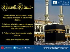 Book your #Umrah2015 with Atlas Travels. Book #Umrah in March.