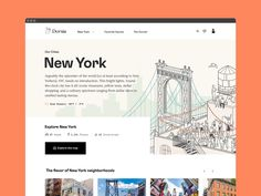 Dorsia is a new travel app for the 'un-tourist. It's a lifestyle brand for people who love traveling and hate lifestyle brands. Using fancy algorithms that identify local trendsetters and global ho. Interaktives Design, Graphic Design, Adventure Hotel, Fall To Pieces, Website Illustration, Interface Design, User Interface, Travel Maps, Branding