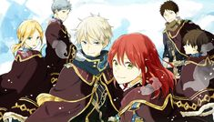 The World of Shirayuki Snow White, Anime Romance, Character Design, Akagami No Shirayuki, Snow White With The Red Hair, Anime, Cartoon, Anime Shows, Aesthetic Anime