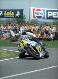 Motorcycle Racers, Racing Motorcycles, Old Bikes, Super Bikes, Road Racing, Grand Prix, My Hero, Honda, Vintage