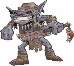 Uncle John's Dungeon: Goblins Aren't Green